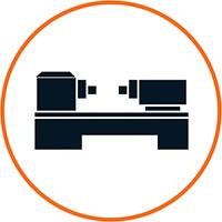 Fechamento para máquinas e equipamentos